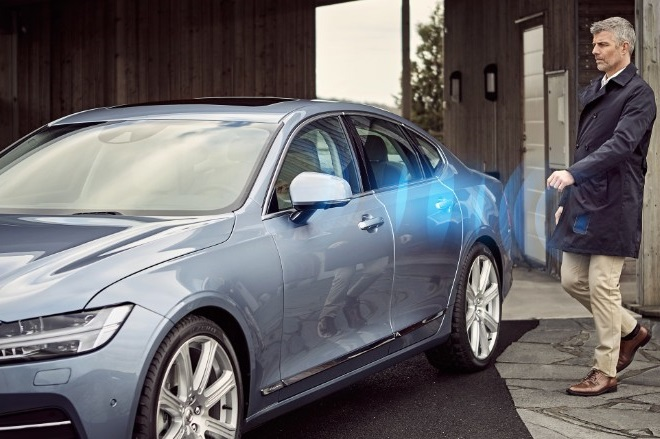 Ψηφιακό κλειδί αυτοκινήτου μέσω smartphone αναπτύσει η Hyundai