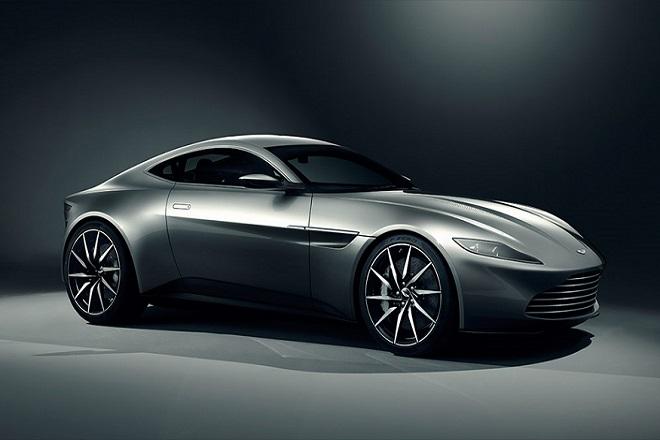Αυτή είναι η τιμή της νέας Aston Martin του Τζέιμς Μποντ