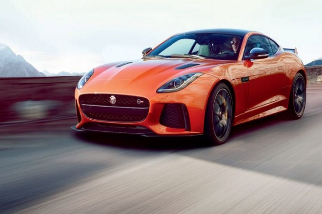 H Jaguar κυκλοφορεί το ταχύτερο αυτοκίνητο όλων των εποχών