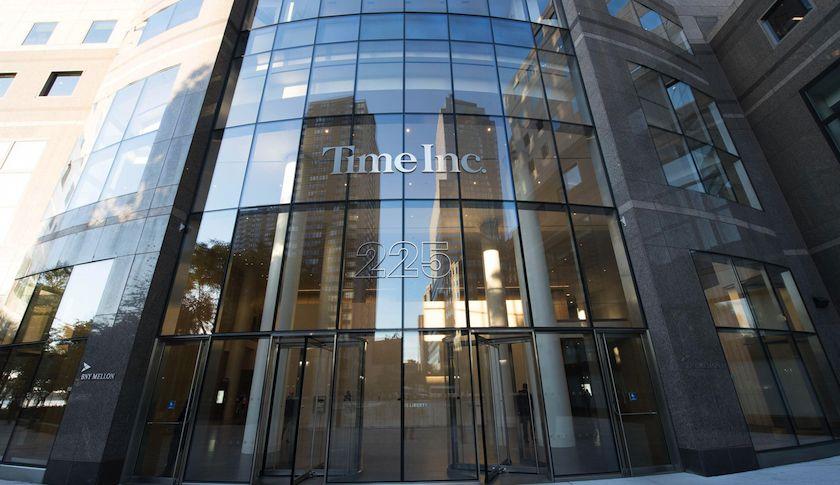 Η Time Inc εξετάζει την αγορά δραστηριοτήτων της Yahoo