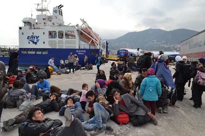 Καμία άφιξη προσφύγων στα νησιά του Β. Αιγαίου το τελευταίο 24ωρο