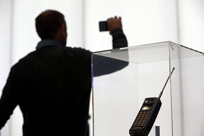 Το κινητό τηλέφωνο «είναι τα πάντα»