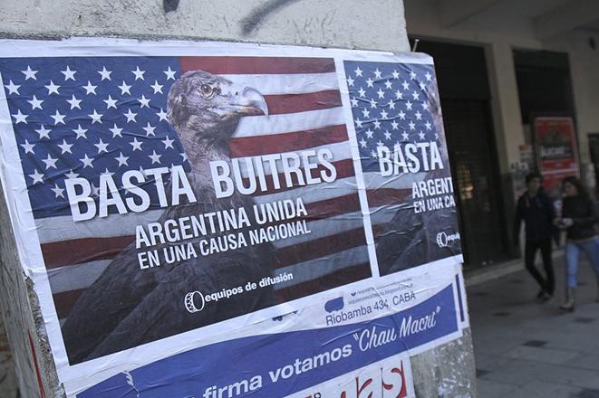 Η Αργεντινή αποφάσισε να πληρώσει τα «κοράκια»