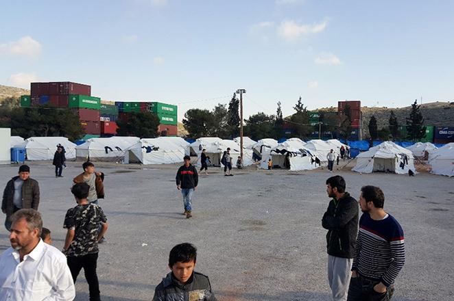 Ποιες περιοχές επιτάσσονται με Πράξη Νομοθετικού Περιεχομένου για να μετατραπούν σε κλειστές δομές αιτούντων άσυλο