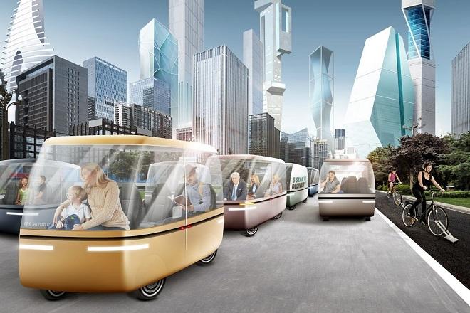 Κάπως έτσι θα είναι οι πόλεις το 2050
