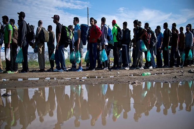 Die Zelt: Μόνο η Ελλάδα και οι πρόσφυγες πληρώνουν τα «σπασμένα»