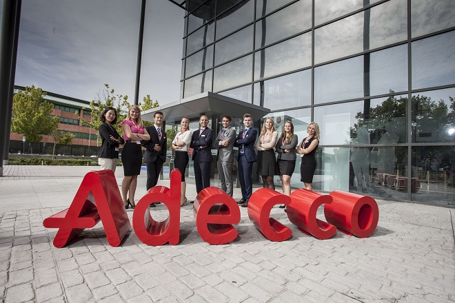 Πενήντα φιλόδοξοι νέοι θα έχουν την ευκαιρία να γίνουν CEOs της Adecco για ένα μήνα στη χώρα τους