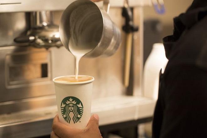 «Στοπ» στο γάλα λένε τα Starbucks