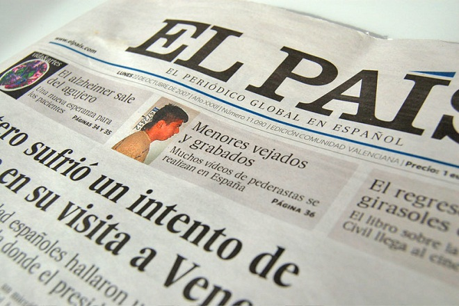 Τίτλοι τέλους για την έντυπη έκδοση της El Pais;