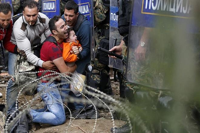 Σε κατάσταση έκτακτης ανάγκης κηρύσσεται ο νομός Κιλκίς λόγω του προσφυγικού