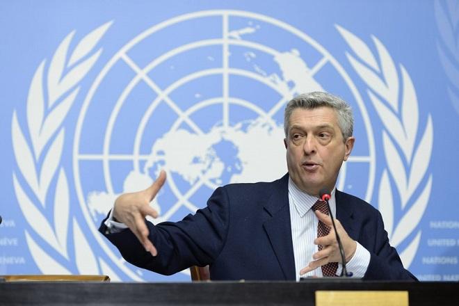 ΟΗΕ: «Η Ευρώπη πρέπει να μοιραστεί το βάρος με την Τουρκία»