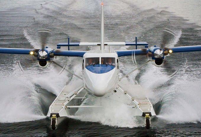 Hellenic Seaplanes: Στις ΗΠΑ για προσέλκυση στρατηγικών επενδυτών