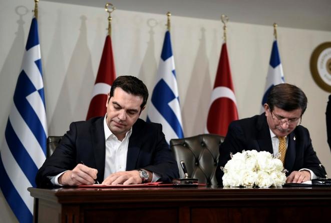 Σύγκρουση στη Βουλή για την επίσκεψη Τσίπρα στη Σμύρνη