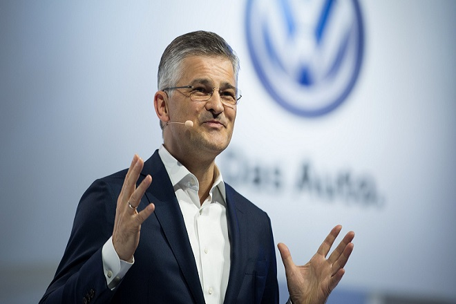 Παραίτηση του προέδρου της Volkswagen υπό το βάρος του σκανδάλου