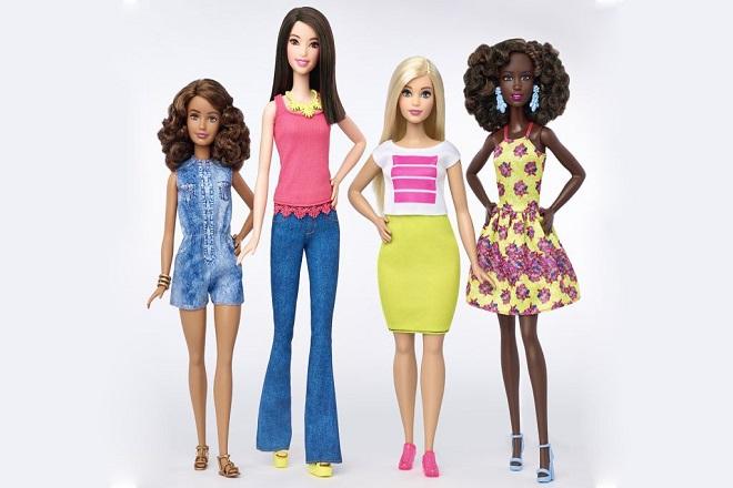 barbie-shape