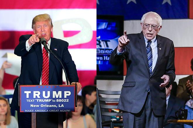 Γιατί Τραμπ και Σάντερς κερδίζουν τις αμερικανικές ψήφους