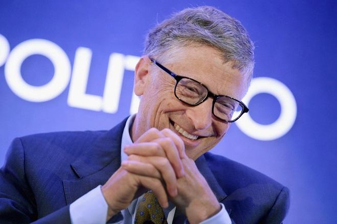 Στις επιχειρήσεις μην ακολουθήσεις τονΜπιλ Γκέιτς