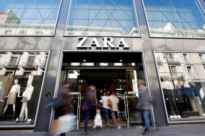 Η Zara στρέφεται στην ανάπτυξη μέσω διαδικτύου