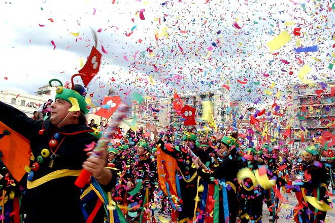 Κορυφώνονται οι εκδηλώσεις του πατρινού καρναβαλιού