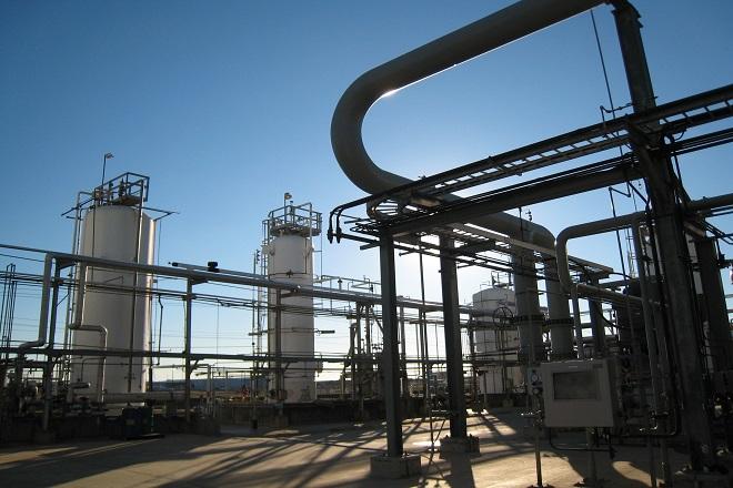 Αύξηση και στη βιομηχανική παραγωγή τον Νοέμβριο