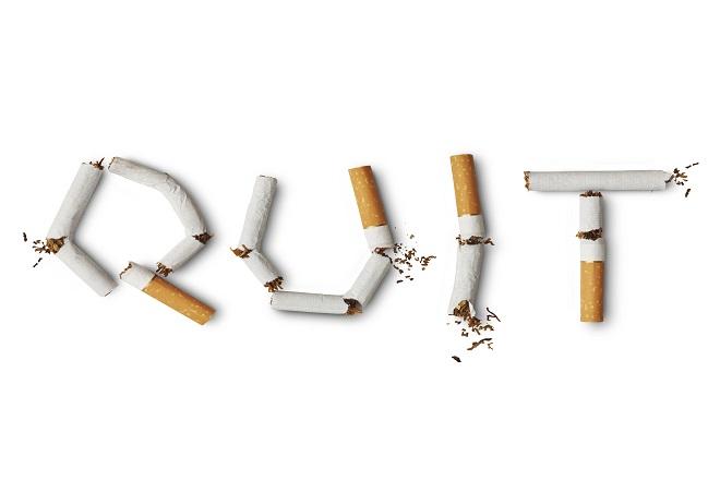 Αυτός είναι ο καλύτερος τρόπος για να κόψετε το κάπνισμα