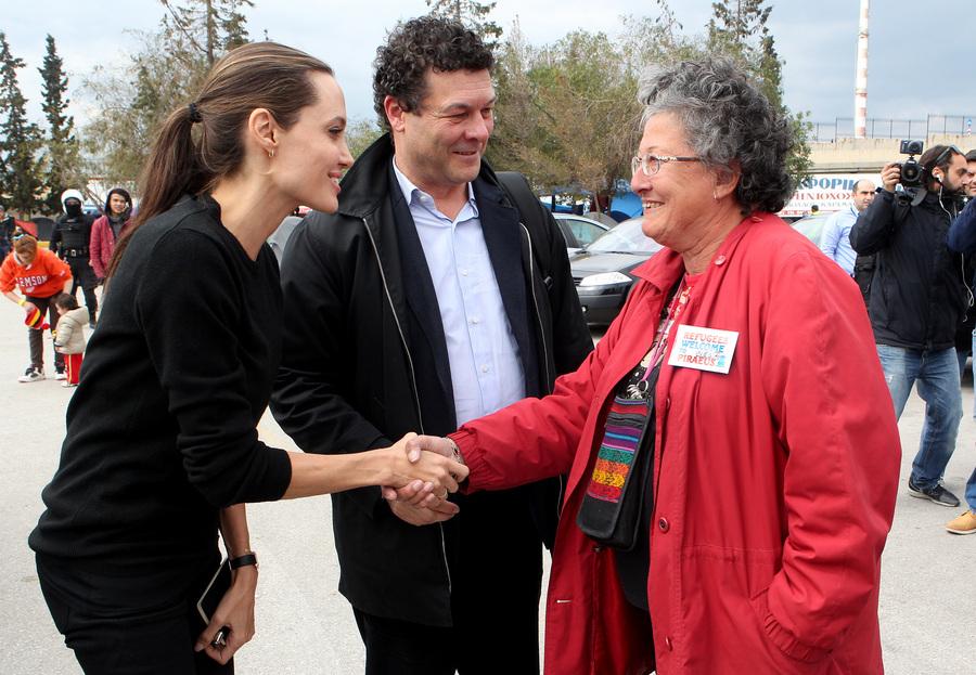 Με την Ατζελίνα Τζολί θα συναντηθεί ο Αλέξης Τσίπρας