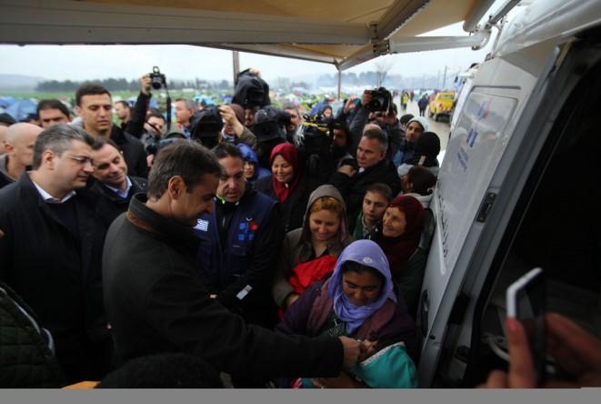Κινητικότητα στην Ειδομένη μετά από φήμες ότι ανοίγουν τα σύνορα