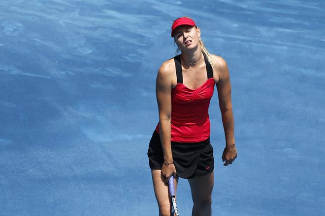 Η Nike ίσως δώσει μια δεύτερη ευκαιρία στην Μαρία Σαράποβα