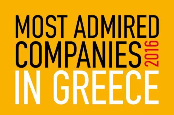 Most Admired Companies: Η μεγαλύτερη έρευνα για την εταιρική φήμη στην Ελλάδα