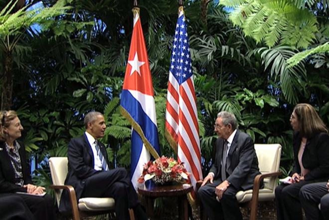 Κούβα και ΗΠΑ ήρθαν ένα βήμα ακόμη πιο κοντά