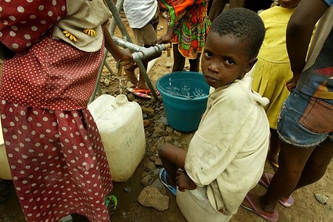 UNICEF: Απειλείται η ασφάλεια του νερού για εκατομμύρια παιδιά
