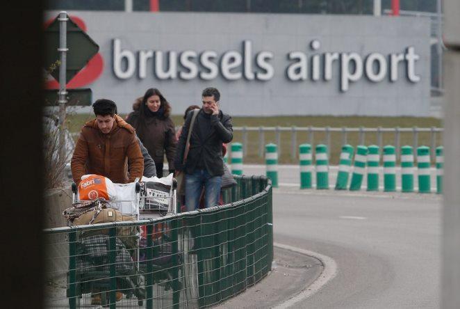 Καμία πτήση από και προς το Βέλγιο λόγω γενικής απεργίας