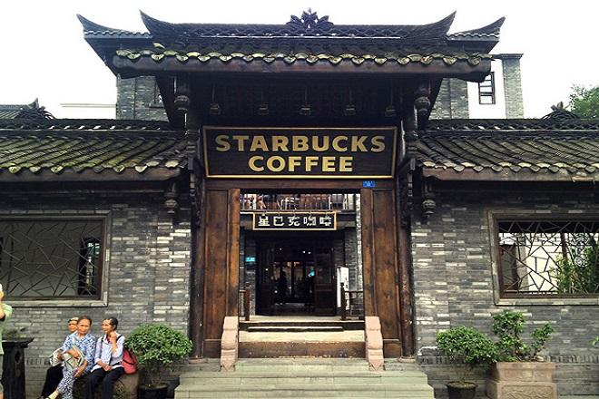 Nέα πρόκληση των Starbucks η πώληση τσαγιού στην Κίνα