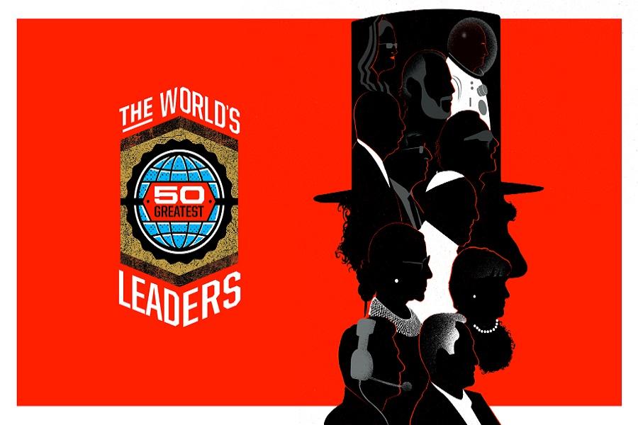 Λίστα Fortune: Οι Μεγαλύτεροι Ηγέτες του Κόσμου