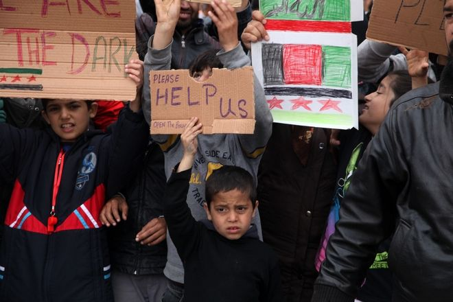 Die Zeit: Δεν φταίει η Ελλάδα για την κατάσταση στη Λέσβο, αλλά οι χώρες της ΕΕ