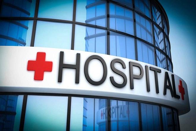 Χακάροντας ένα νοσοκομείο
