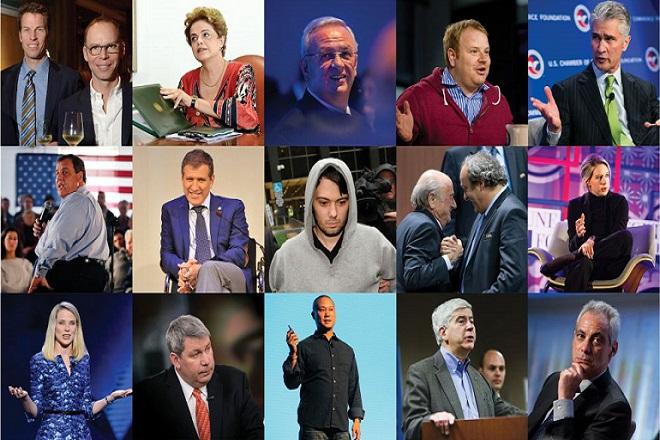 Οι πιο απογοητευτικοί επιχειρηματικοί ηγέτες στον κόσμο