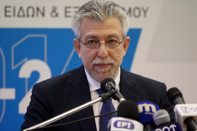 Πρόεδρος του ΣτΕ: Καταγγέλλω τον Κοντονή για «ωμή» παρέμβαση στη Δικαιοσύνη