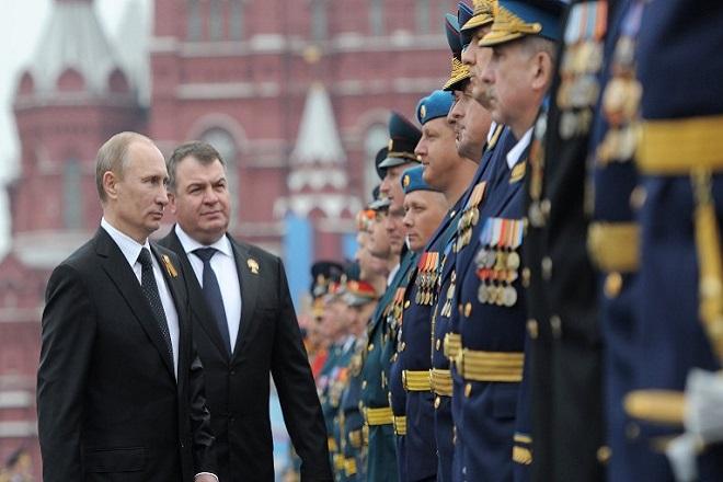 Ο Πούτιν στην Κριμαία μετά την αναζωπύρωση της έντασης με το Κίεβο