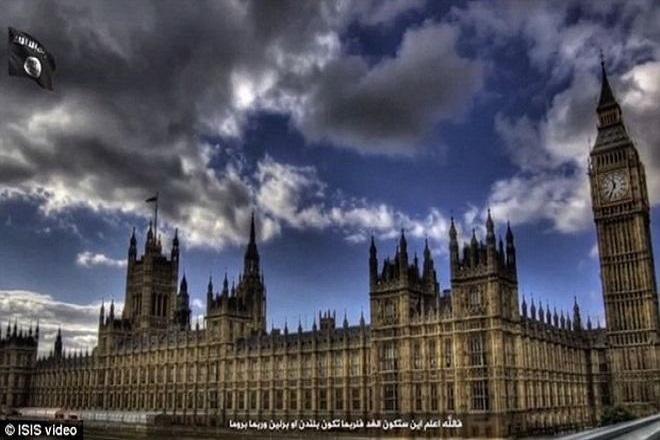 Νέο βίντεο από τον ISIS: Απειλεί Λονδίνο, Ρώμη και Βερολίνο