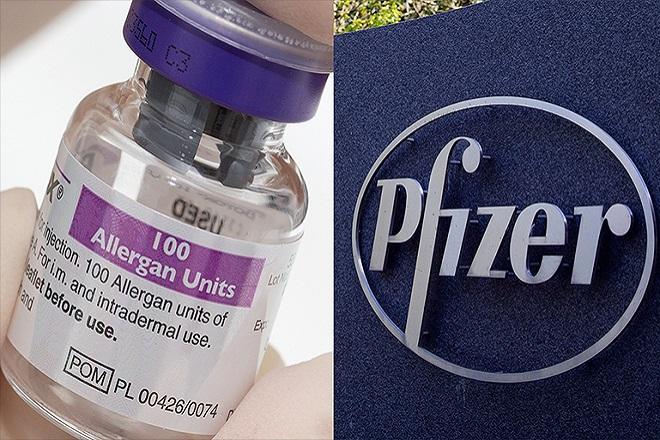 Η νέα φορολογική νομοθεσία «τινάζει στον αέρα» το deal Pfizer–Allergan