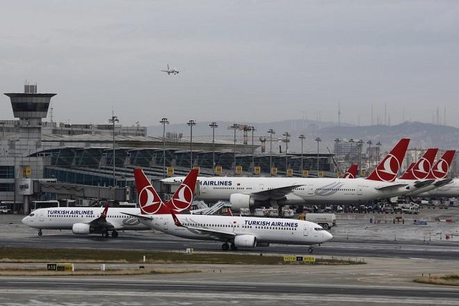 Ρεκόρ κερδών άνω του 1 δισ. δολαρίων για την Turkish Airlines στο εννιάμηνο