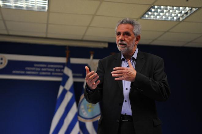 Δρίτσας: «Η πώληση του λιμανιού γίνεται για να ικανοποιηθούν οι δανειστές»