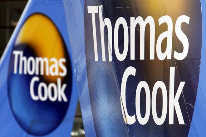 «Λουκέτο» σε 50 ταξιδιωτικά γραφεία βάζει στη Βρετανία η Thomas Cook