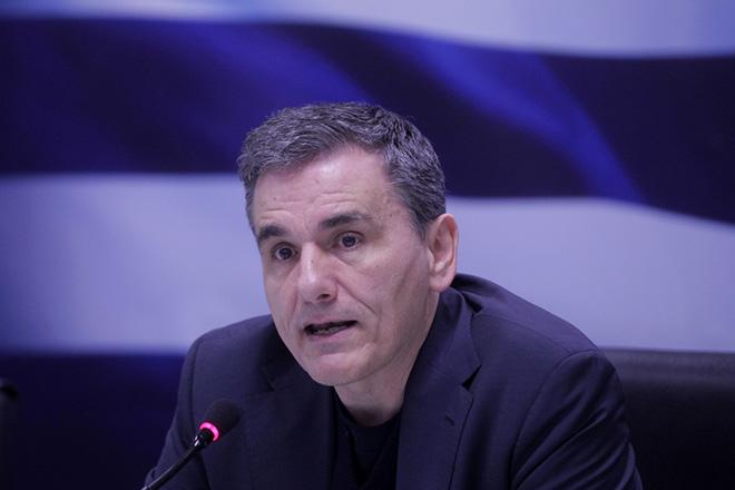 Τσακαλώτος: Η εποχή της «νόμιμης φοροδιαφυγής» έχει τελειώσει