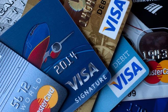 Κορυφαία αύξηση της χρήσης καρτών στις συναλλαγές