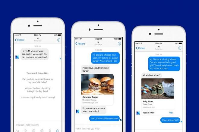 Η αυτοματοποιημένη επικοινωνία το νέο «στοίχημα» του Facebook