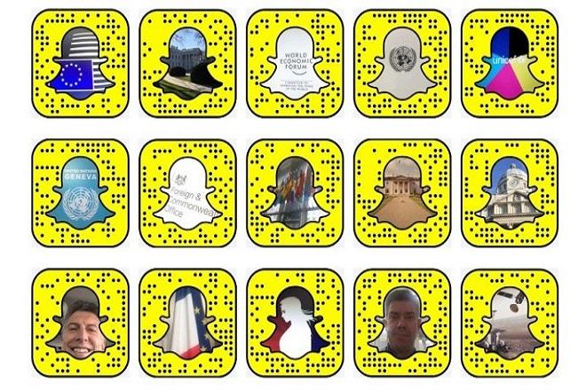 Δώδεκα μαγικές λειτουργίες του Snapchat που σίγουρα δεν γνωρίζετε