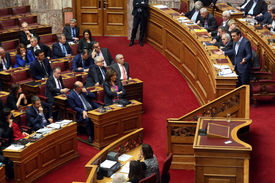 Την Τετάρτη στη βουλή οι τροπολογίες που θα κλείσουν την αξιολόγηση