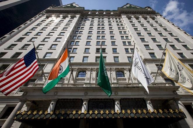 Αλλάζει χέρια το θρυλικό Plaza Hotel στη Νέα Υόρκη